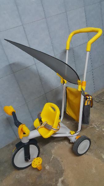 Imaginarium triciclo para bebés evolutivo
