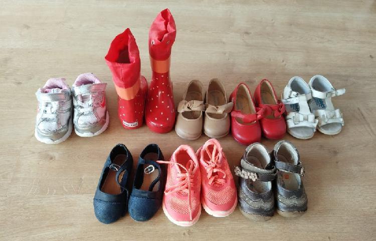 Lote calzado niña (nº 19 y 20)