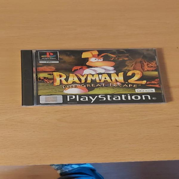 Rayman 2 psx