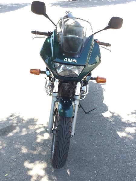 Yamaha diversión 600cc