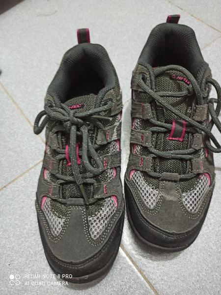 Zapatillas monte hi_tec