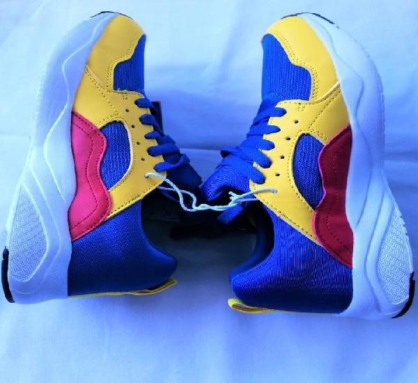 Zapatillas serie limitada lidl. nº 39, smara, sneaker. a