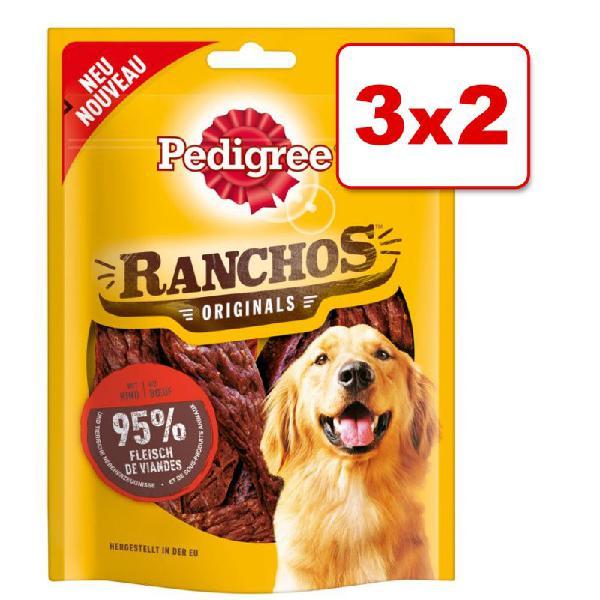 Pedigree snacks para perros en oferta: 2 + 1 ¡gratis!