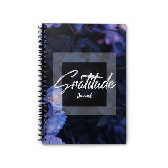 Ruled spiral notebook, lined travel writing notebooks