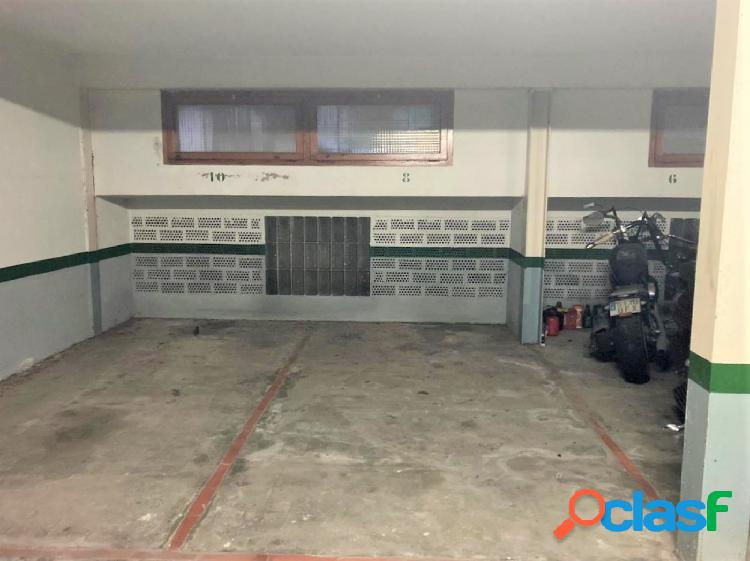 Parking en alquiler en zona de poble sec/oasis