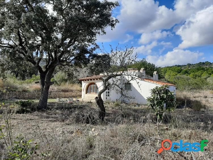 Casa rural benissa