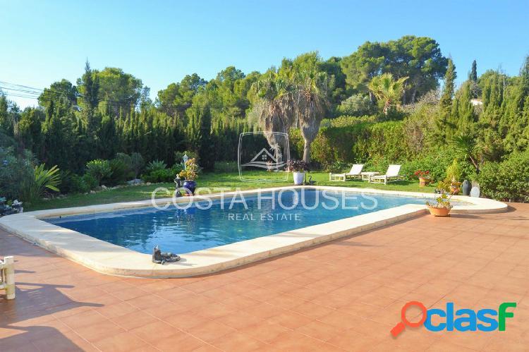 ▷ Venta en Javea Villa de 5 dormitorios con Apartamento   Agencia Inmobiliaria COSTA HOUSES ® 1