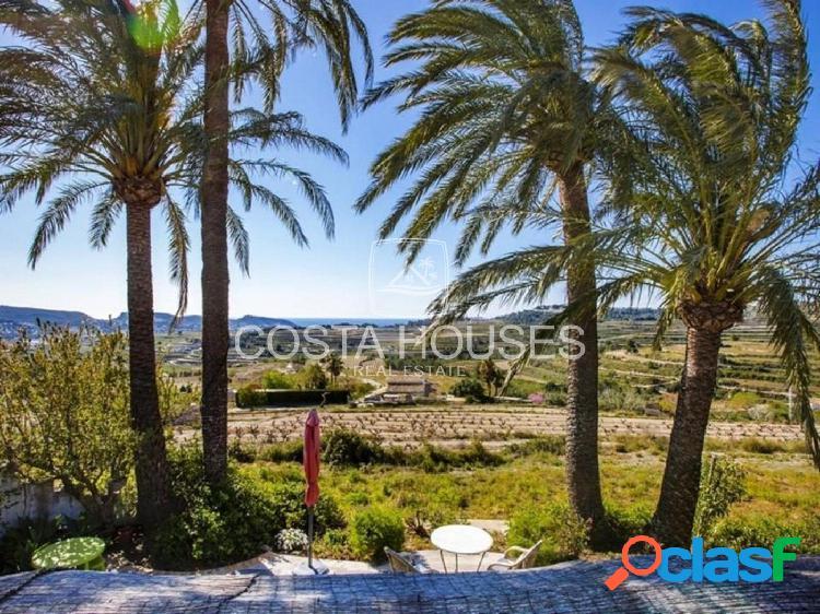 Venta FINCA MEDITERRANEA con Encanto en COSTA BLANCA, Teulada · Moraira | Vistas MAR · 5.700m2 1