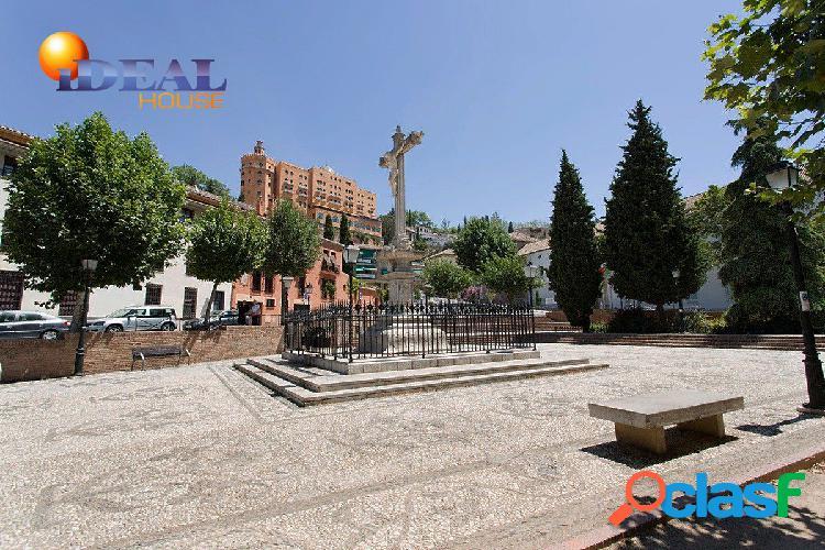Plaza de parking para motocicleta realejo-campo del principe