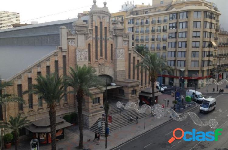 Oportunidad vivienda muy amplia con gran terraza - centro mercado central