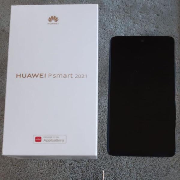 Huawei psmart 2021 practicamente nuevo