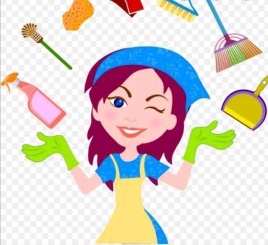 Mujer para limpieza