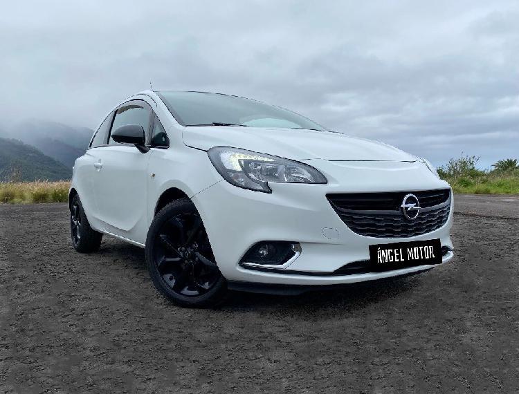Opel corsa color edition con 2 años de garantía! se puede