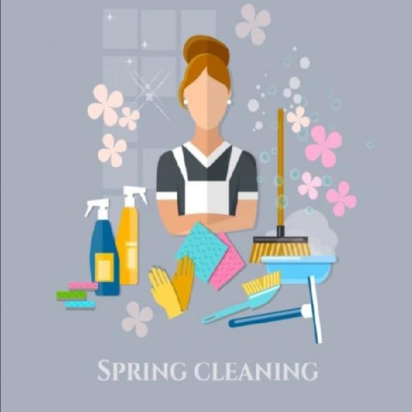 Se ofrece chica española para limpieza por horas