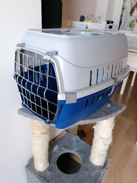 Transportin gato perro conejo nuevo