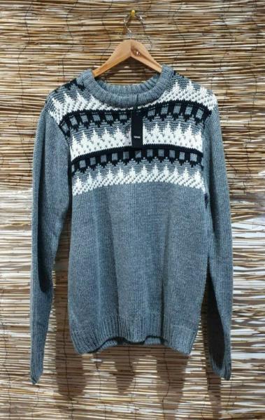 Nuevo con etiquetas jersey hombre invierno otoño