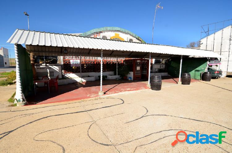 Urbis te ofrece un local comercial en alquiler en peñasolana, carrascal de barregas, salamanca.