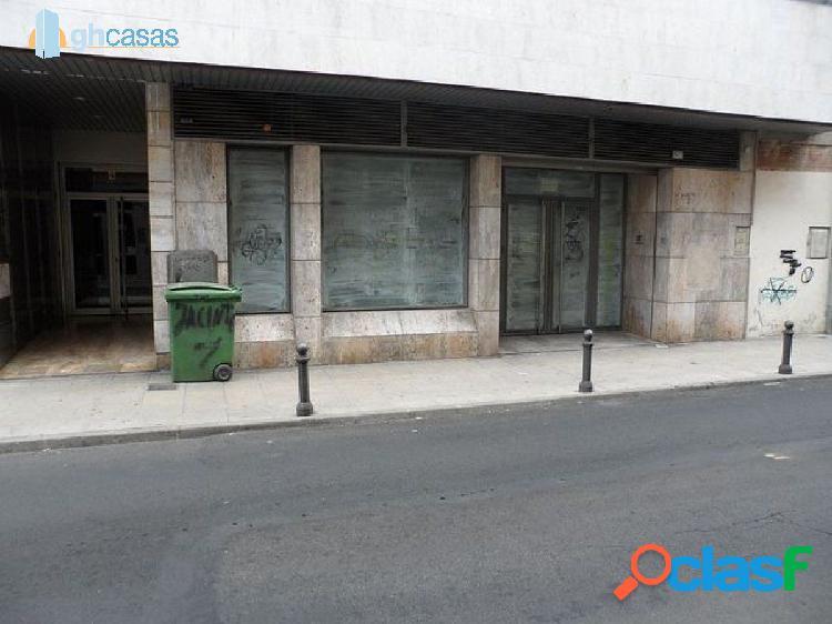 Local comercial en venta en ciudad real, zona plaza de la diputación.