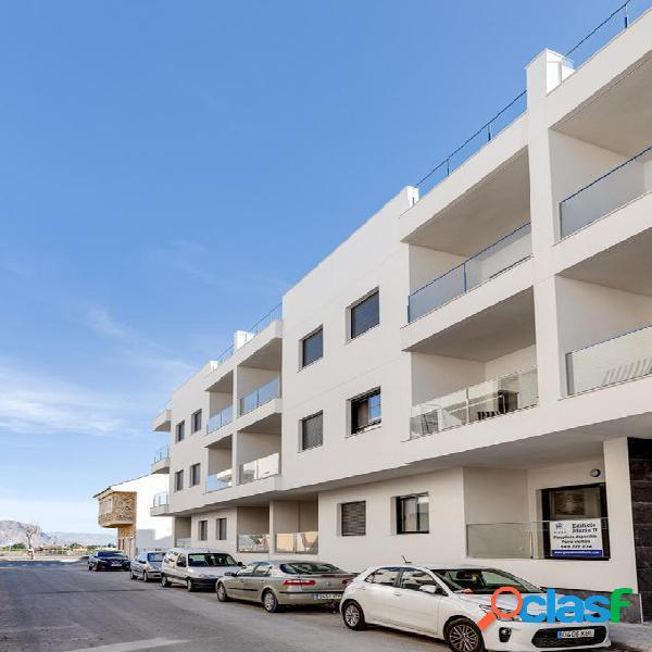 Edificio en Bigastro con amplios apartamentos amueblados con parking y solárium 1