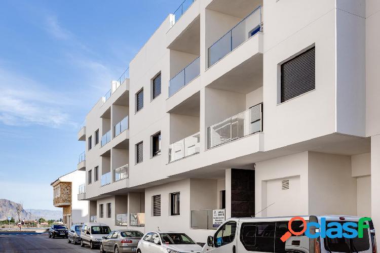 Edificio en Bigastro con amplios apartamentos amueblados con parking y solárium 3