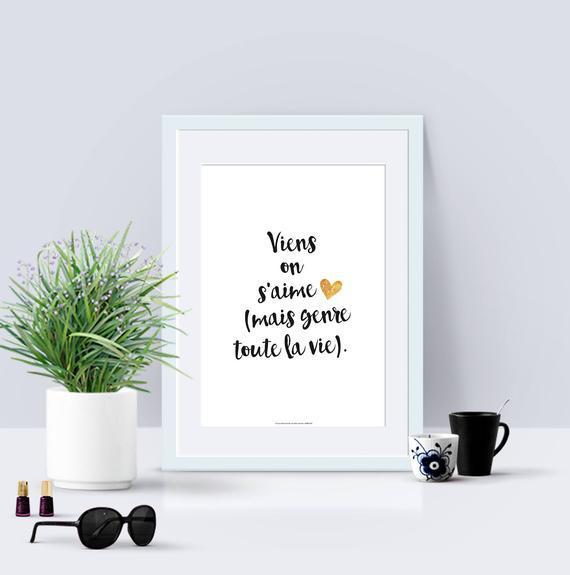 A4 - las más bellas declaraciones de amor en el cartel de