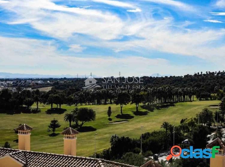Apartamento con vistas panoramicas al mar y campo de golf orihuela costa (alicante) spain