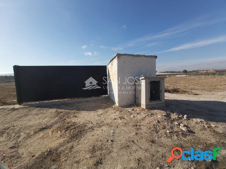 Inmobiliaria san jose vende terreno rustico en monforte del cid zona amoloig