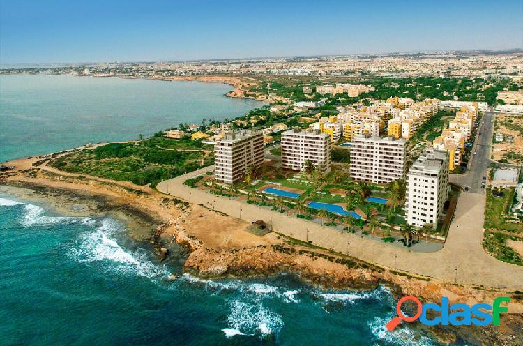 Nuevos apartamentos en primera línea panorama mar, punta prima!