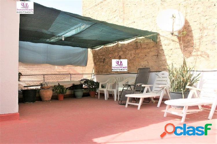 Nmovilcash vende en centro de alicante, gran vivienda con 185m2, 7 dormitorios dobles