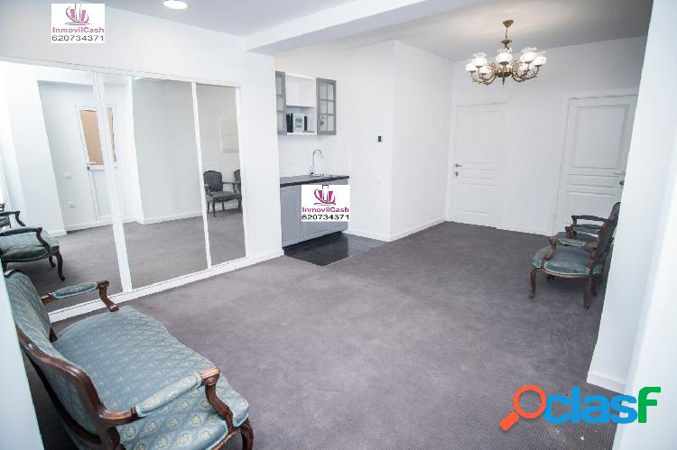 Inmovilcash vende en centro de alicante, gran vivienda con 185m2, 6 dormitorios dobles, 6 baños