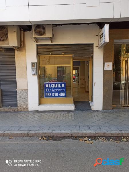 Local comercial marqués de mondejar