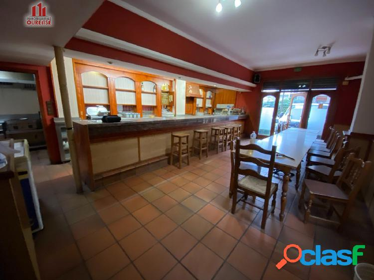Bar restaurante en mariñamansa.