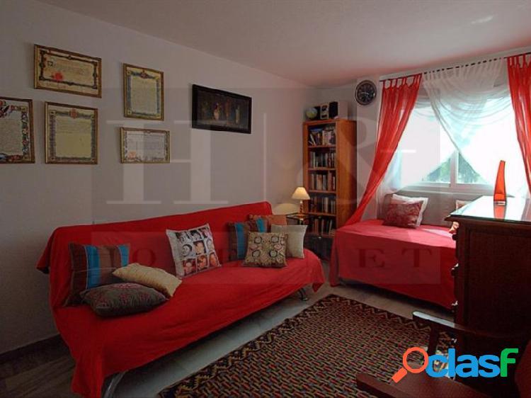 Gran piso 3 dormitorios semiamueblado