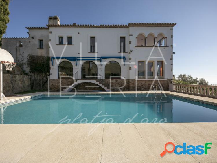 Magnifica villa con mucho espacio y vistas panorámicas espectaculares
