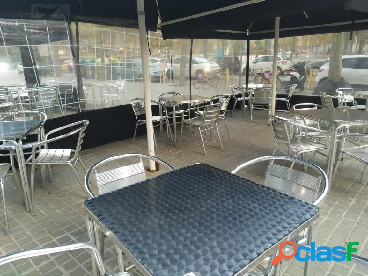 Bar restaurante c2 en traspaso, en @22 poblenou, barcelona