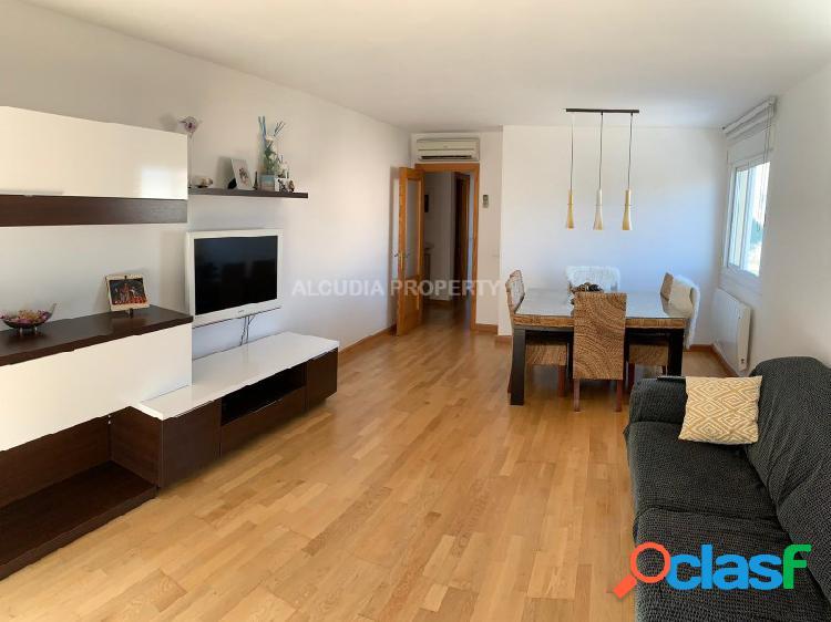 3784 apartamento en zona de alcudia en perfectas condiciones con garaje y trastero