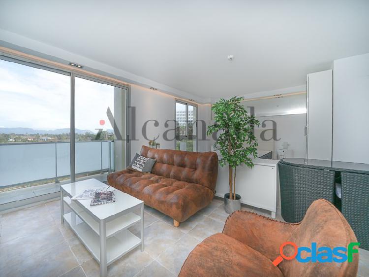 Visita este loft -oficina en alcudia con inmobiliaria alcanada.