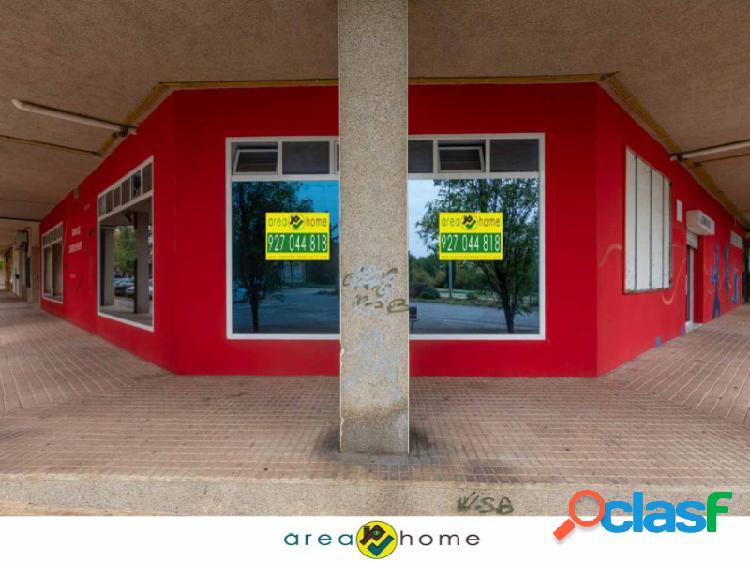 Alquiler local comercial en cáceres - nuevo cáceres