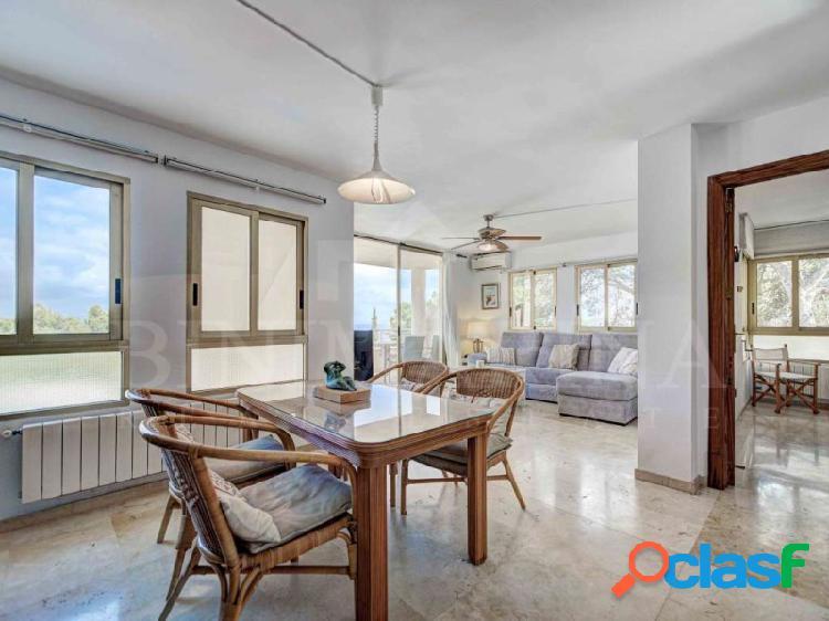Ático con terraza privada de 125 m2 con vistas al mar y la montaña en Cas Catalá, Palma de Mallorca 3