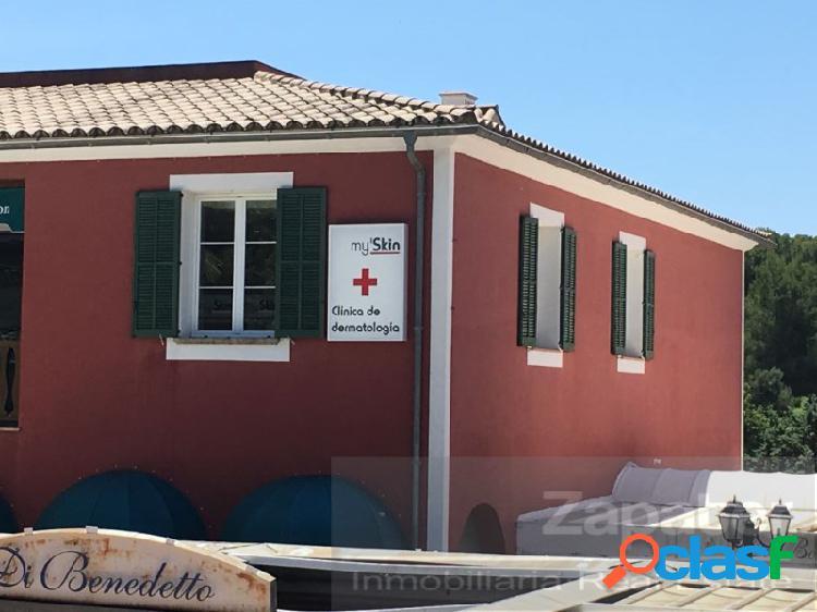 ¡gran oportunidad! inmobiliaria zapater dispone para su venta y alquiler un local comercial en calvià