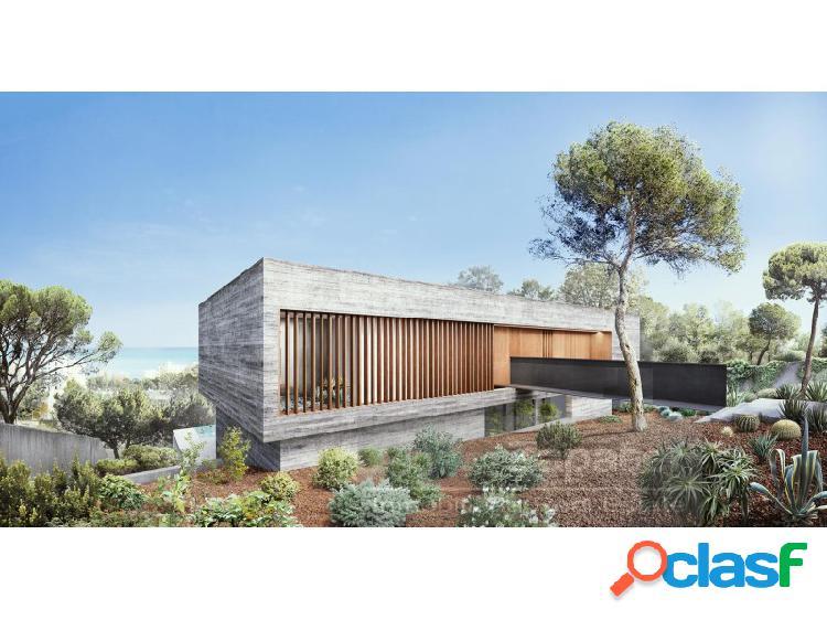 -villa sky- exclusiva villa moderna con vistas al mar en zona exclusiva de palmanova chalet