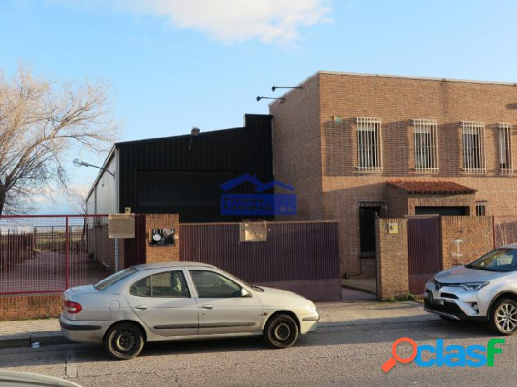 Nave industrial - comercial
