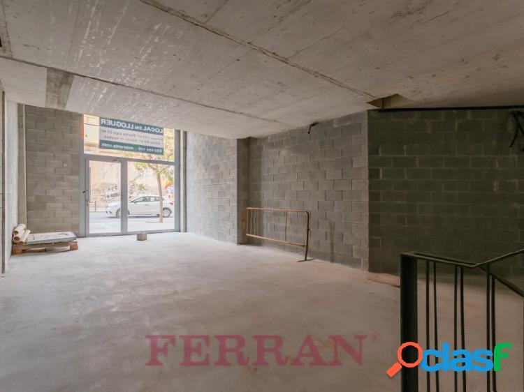 Local comercial, alquiler, nova esquerra de l'eixample, barcelona