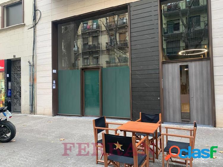 Local comercial en alquiler, sant antoni, barcelona