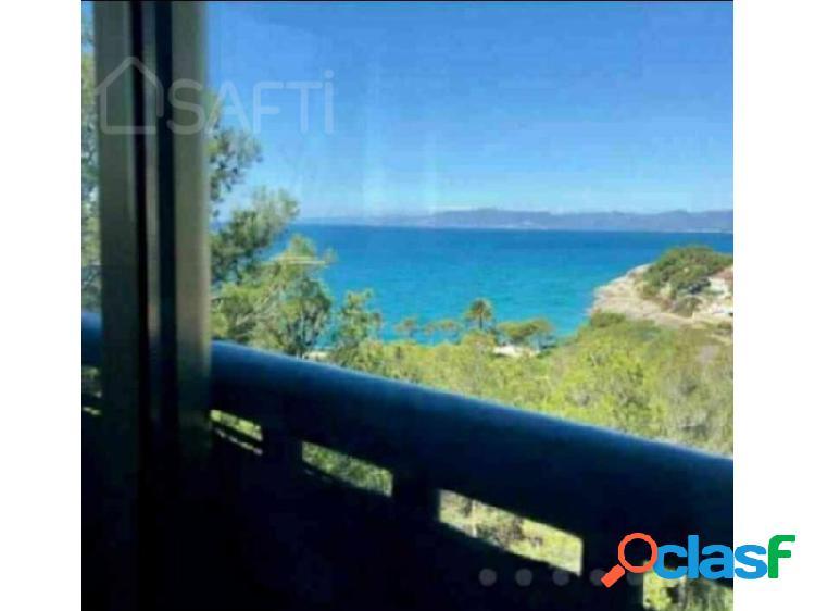 Oportunidad rebajado bonito apartamento con vistas al mar en cap salou