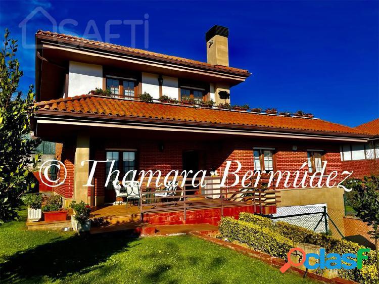 Impresionante casa individual en samano, castro urdiales!