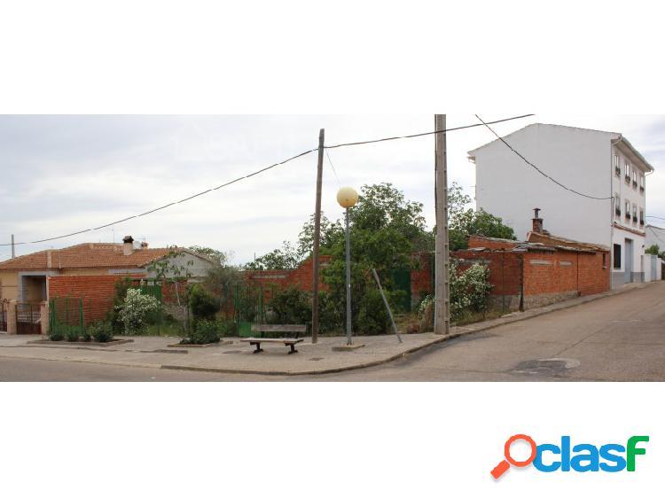 Inmejorable ubicación solar urbano