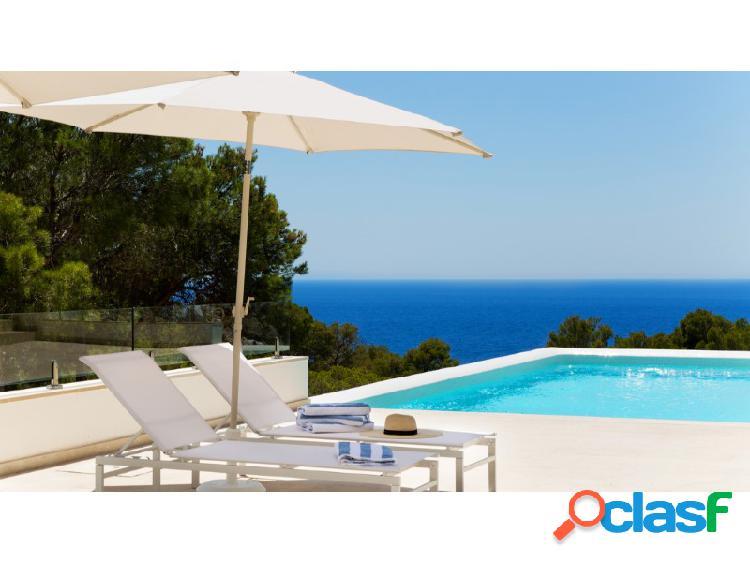 Espléndida villa familiar puerto andratx piscina de 4 dormitorios