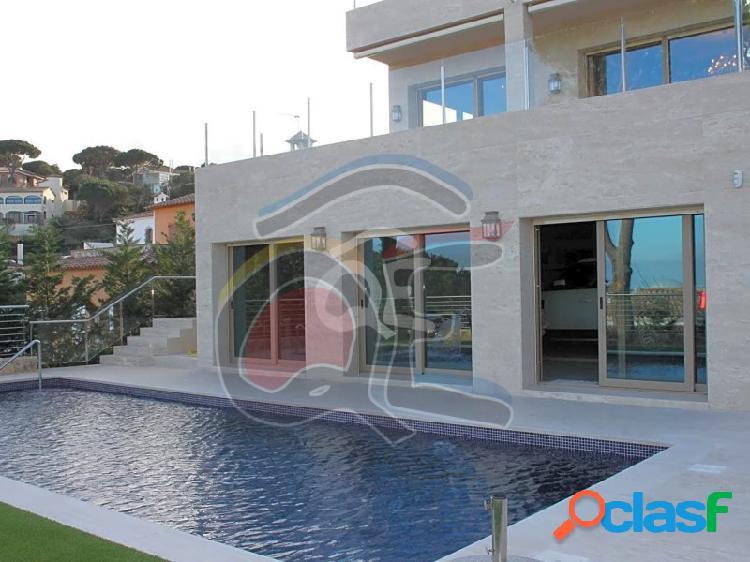 Villa de nueva construcción