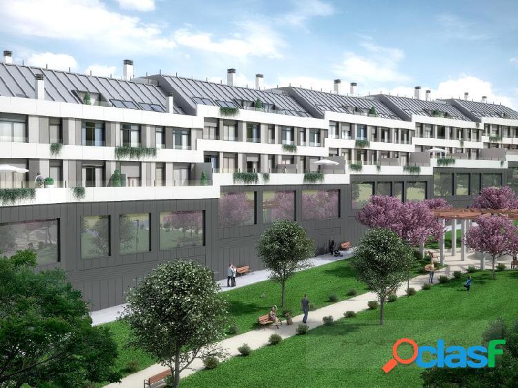 Construcción obra nueva en nigrán. gran promoción,46 viviendas 2,3 y4 dormitorios desde 192000€, hasta 380.000€.áticos con vistas mar.